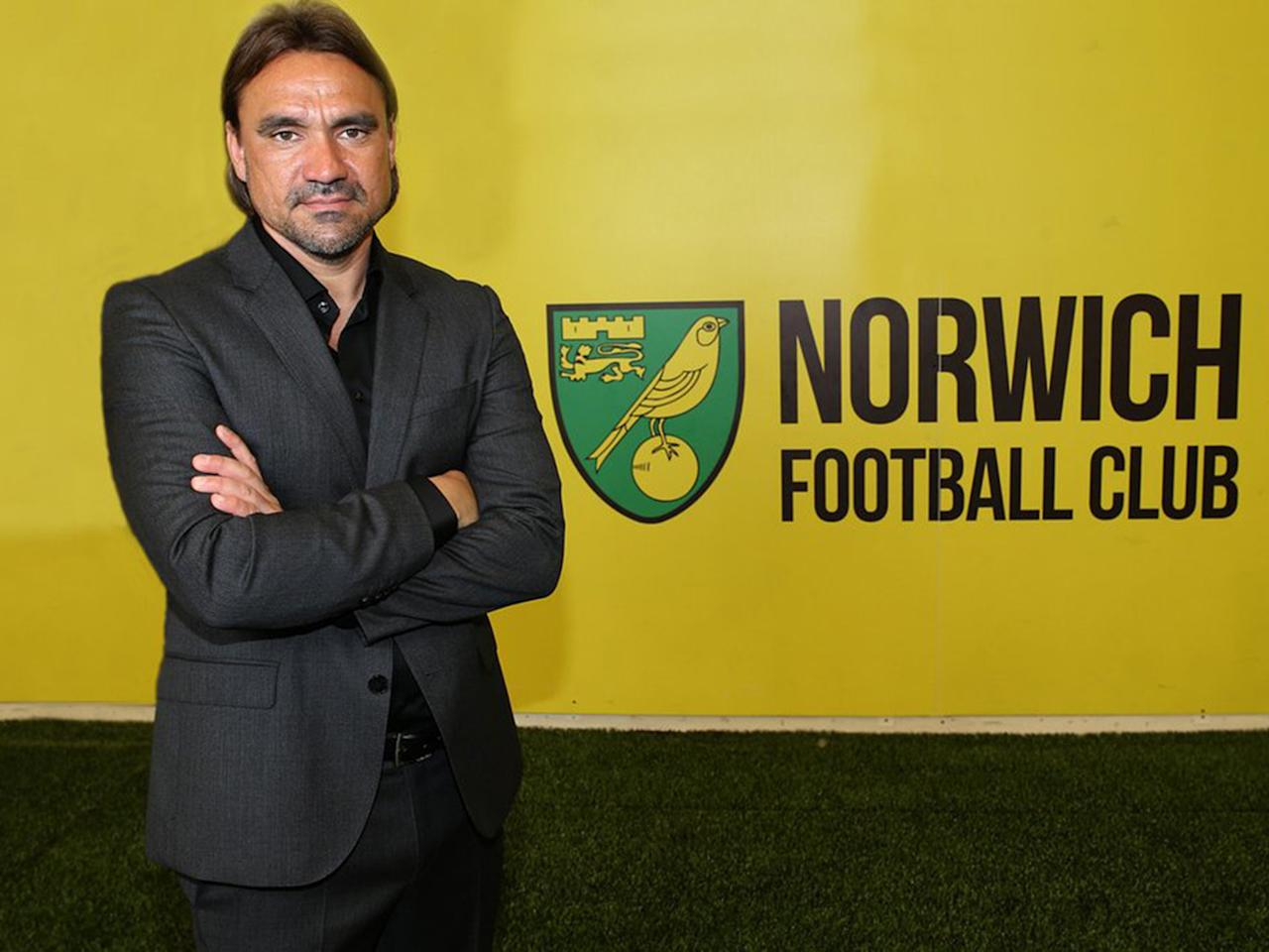 Norwich City's new boss Daniel Farke on Dortmund, David Wagner and the value in being a workaholic