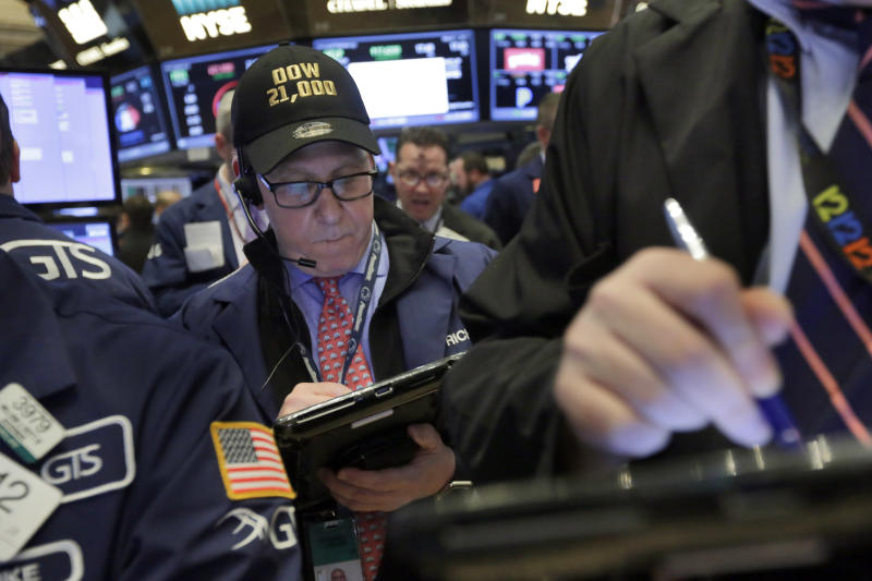 The bump isn't just Trump: What's driving the stock rally