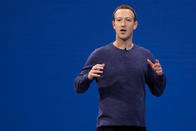 Facebook CEO Mark Zuckerberg was grilled by politicians after allegations of an earlier data breach: AP
