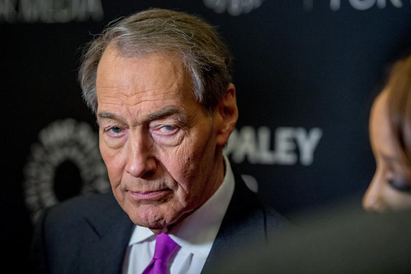 Charlie Rose faces accusations of sexual misconduct from eight women, according to a Washington Post report. (Roy Rochlin/Getty Images)