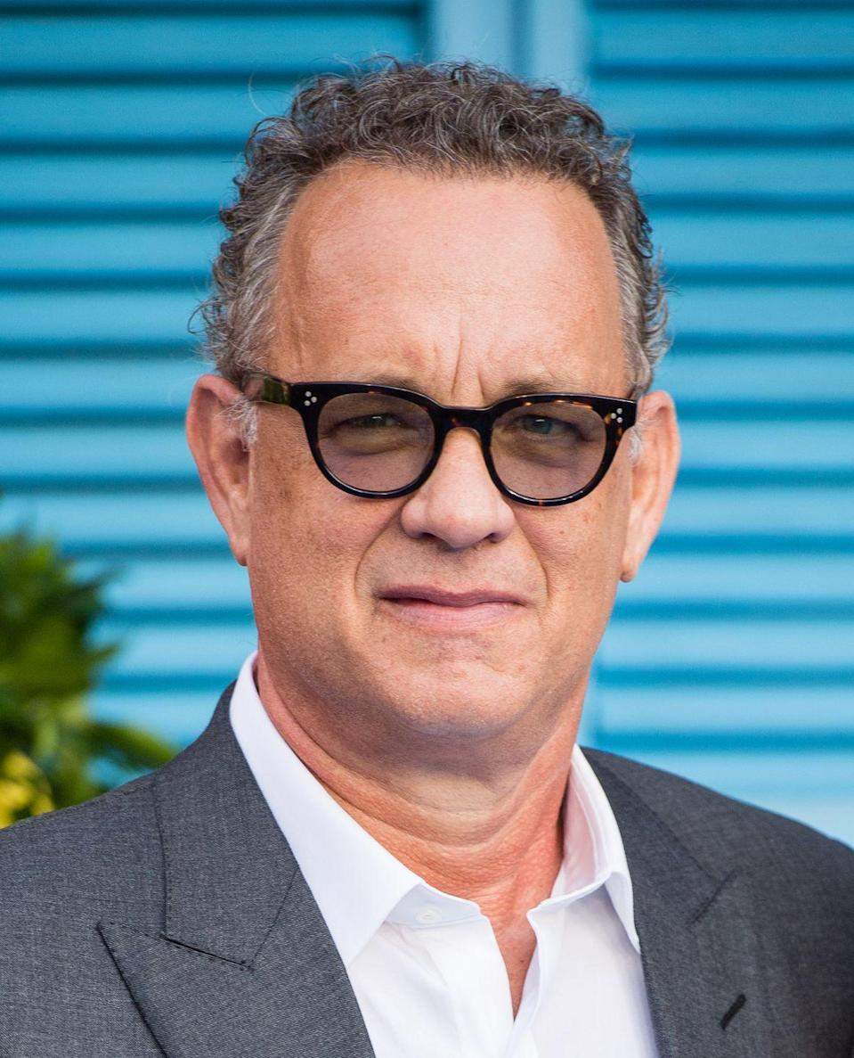 <p>Hanks played Ben Bradlee in 2017's critically acclaimed<em> The Post.</em></p>
