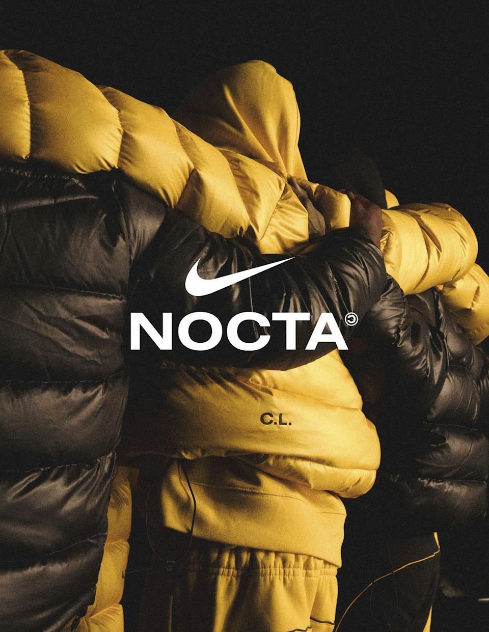 Photo credit: Courtesy Nike Nocta