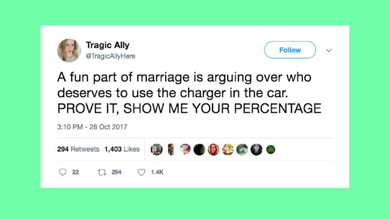 27 Really Funny Tweets About Married Life That Are Undeniably True