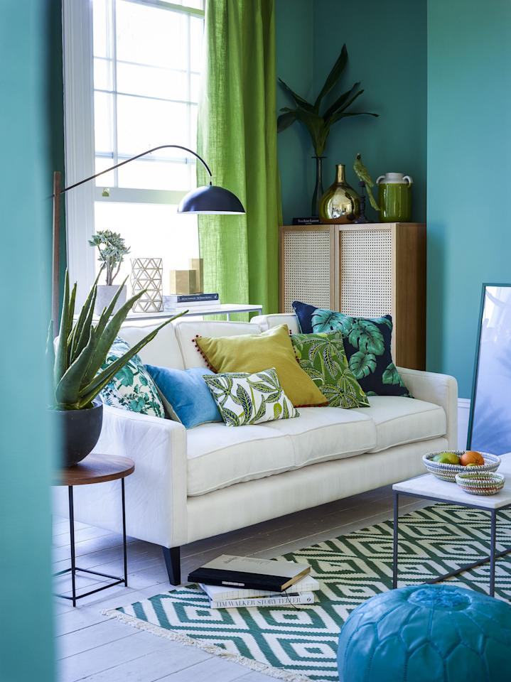 "<p><strong>As we are all set to spend a lot more time at home for the foreseeable future, and as spring has officially sprung, <a href=""https://www.housebeautiful.com/uk/decorate/"" target=""_blank"">refreshing your home</a> is on most people's to-do list. But  if you're looking to redecorate, what colours do you choose? It might be time to consider colour psychology. </strong></p><p>Colour psychology is the study of hues affecting the nature of human behaviour. Sunlight, and the colours generated by it, influence hormonal responses, making us feel certain ways when we see different colours.</p><p>To create the perfect colour palette for you, follow these three questions: How do you want to feel in this room? How will others feel in this room? Which colours can I put together to get the best out of this room?</p><p>The team at <a href=""https://www.mytoolshed.co.uk/"" target=""_blank"">My Tool Shed </a>have designed a guide to create the perfect atmosphere in your home, room by room. With colours such as orange creating joy and green encouraging feelings of freshness and harmony, are they the perfect combination for a living room and bringing people together? Find the best colour palettes for zen interiors...<br><br> </p>"
