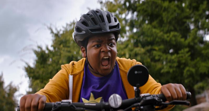 Good Boys star Keith L. Williams on perfecting that scream and learning from Superbad