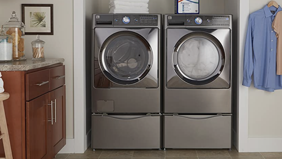 Find a few top brands like Kenmore at Amazon.