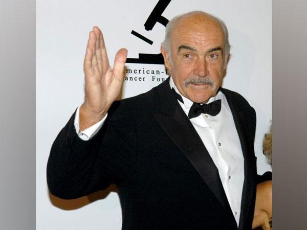 Sean Connery (Image Courtesy: Twitter)