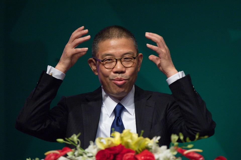 Billionaire founder Zhong has a net worth of US$61.1 billion on March 25, trailing Pony Ma Huateng of Tencent Holdings in Bloomberg's ranking. Photo: sohu.com