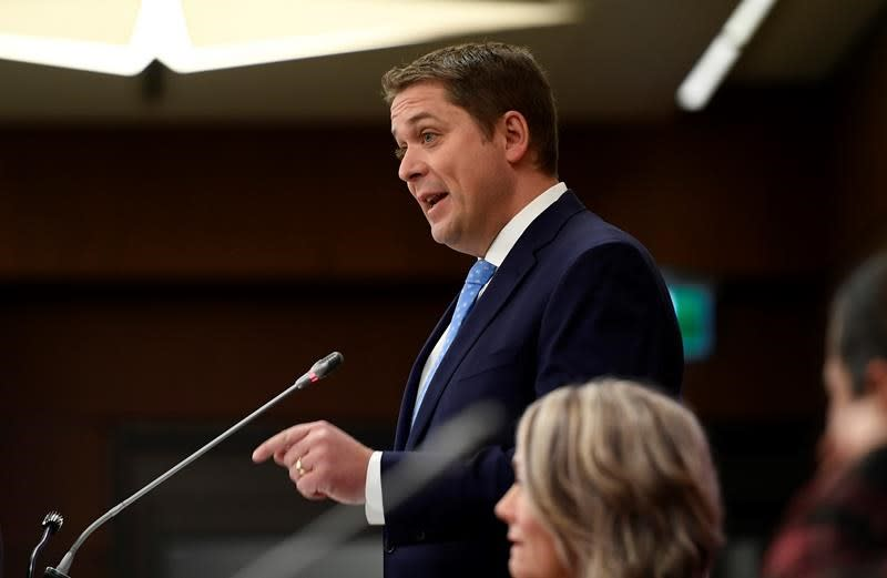 Leadership race or no, Tories will hold Liberal government to account: Scheer