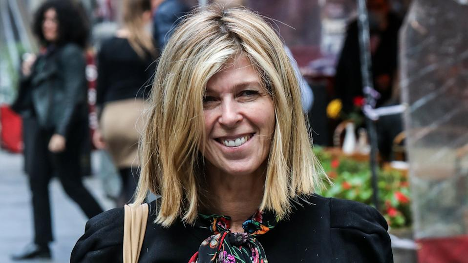 Kate Garraway (Brett Cove / SOPA Images/Sipa USA)