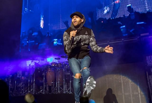 Chris Brown To Guest On   Black-ish