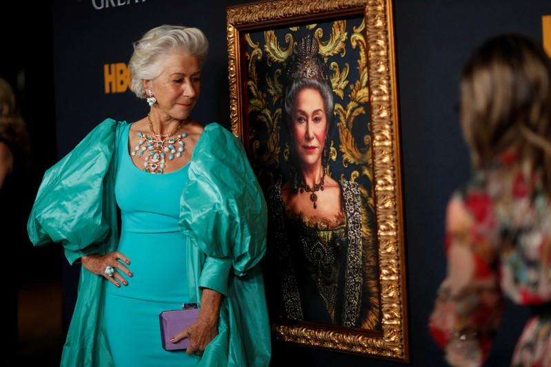 """FILE PHOTO: Premiere for the HBO miniseries """"Catherine the Great"""""""