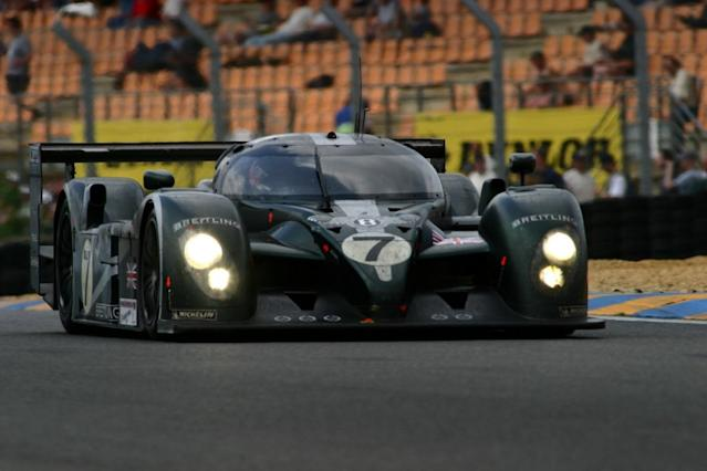 Bentley Speed 8 to make UK racing debut