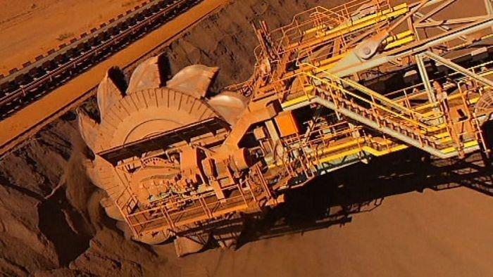 Iron ore price rebound may be short lived