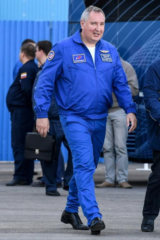 Rogozin has led the once-prized Soviet space programme through years of corruption scandals and technological stagnation