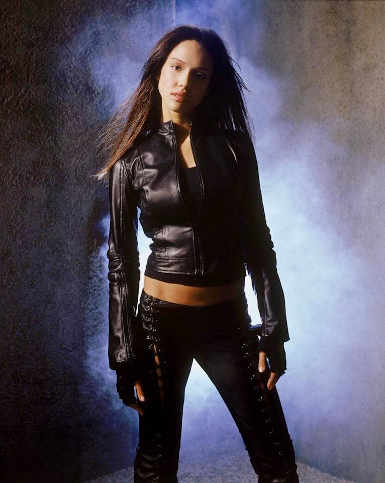 """<a href=""/dark-angel/show/406"">Dark Angel</a>"" premiered on Fox in 2000. In its second and final season, the network moved it to Friday nights."
