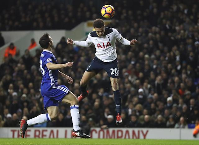 Tottenham face Chelsea in the FA Cup semi-final this weekend