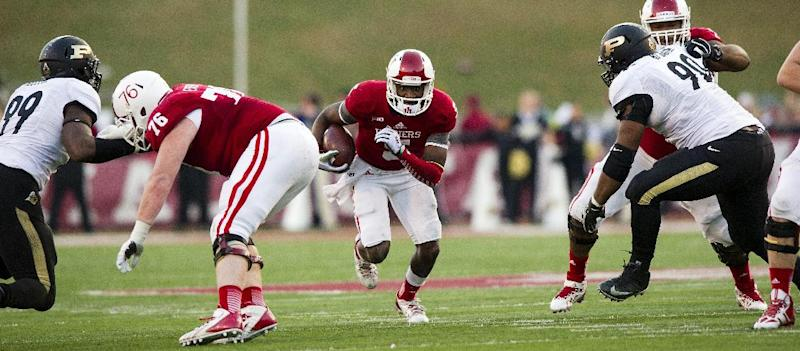 Indiana takes Bucket with 56-36 rout of Purdue
