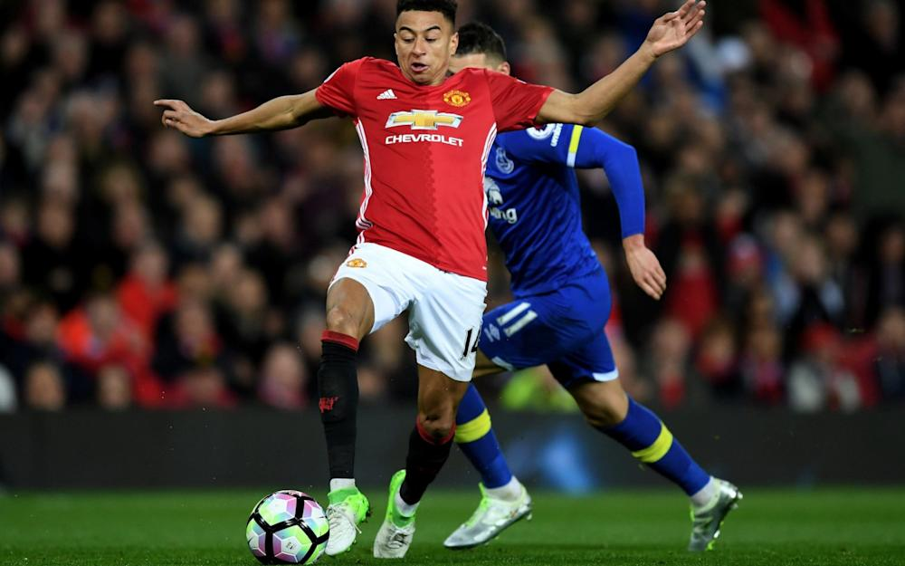 Jesse Lingard - Credit: GETTY IMAGES