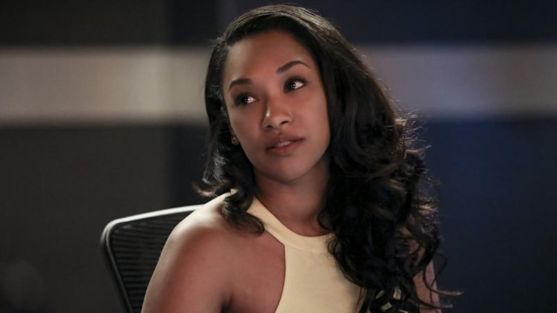 Are Candice patton nue consider