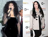 """Cher, 66, has been in the biz for ages but she reached a point about 20 years ago where she just stopped aging. Cher has said in the past that she is a: """"Plastic surgery poster girl."""" She also said this about all the speculation about her cosmetic procedures: """"It bothers me sometimes...but not enough to hold back my progress."""""""