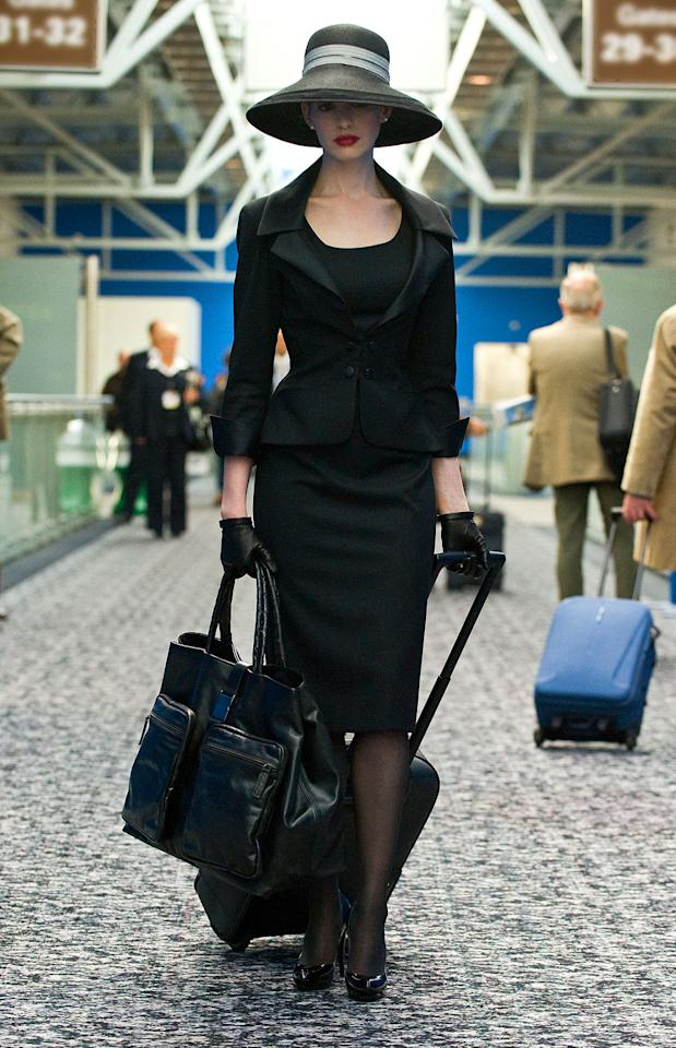 """Anne Hathaway in Warner Bros. Pictures' """"The Dark Knight Rises"""" - 2012"""