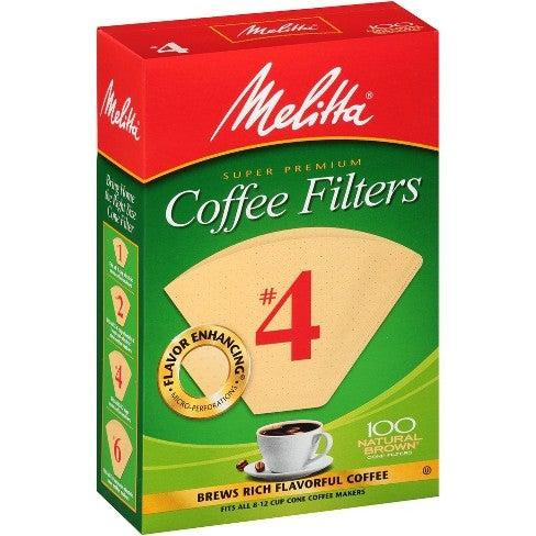 """<br><br><strong>Melitta</strong> 100ct Natural Brown Coffee Filter, $, available at <a href=""""https://go.skimresources.com/?id=30283X879131&url=https%3A%2F%2Ffave.co%2F2x2JM3T"""" rel=""""nofollow noopener"""" target=""""_blank"""" data-ylk=""""slk:Bed Bath & Beyond"""" class=""""link rapid-noclick-resp"""">Bed Bath & Beyond</a>"""