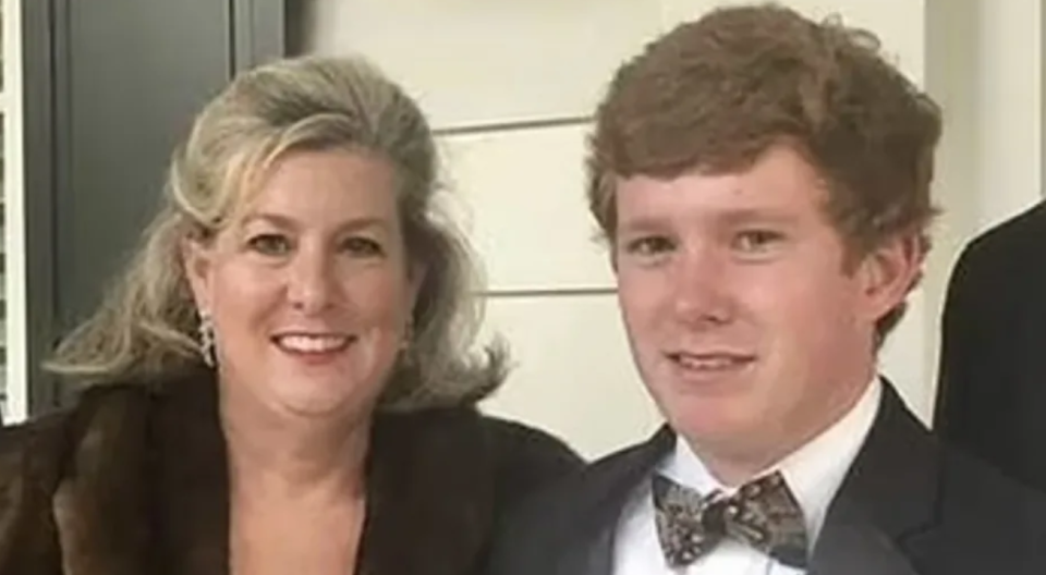 Paul Murdaugh, 22, and his 56-year-old mum, Maggie, are pictured.