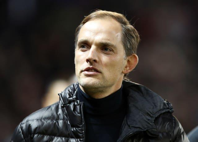 Thomas Tuchel File Photo