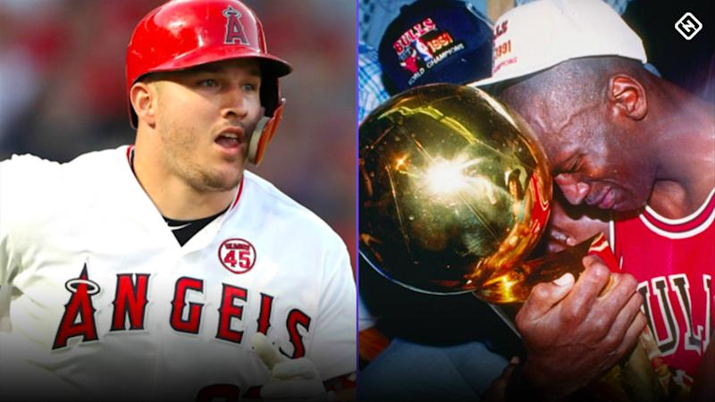 Michael Jordan's legacy wasn't complete at Age 28, and neither is Mike Trout's