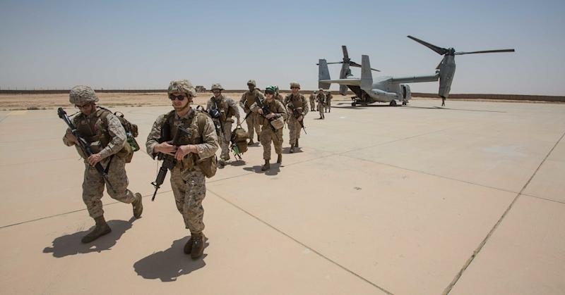 Esper doubles down on no withdrawal from Iraq, but here's how it could unfold