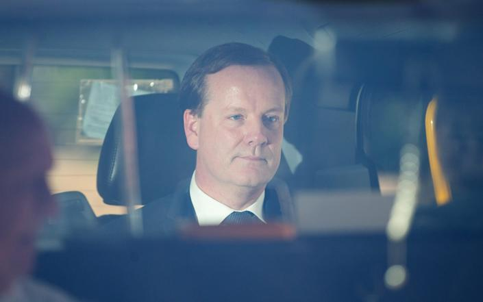 The news has sent shockwaves through the Conservative Party and comes just days after Charlie Elphicke, a former Tory whip, was found guilty of sexually assaulting two women in 2007 and 2016. - Jamie Lorriman