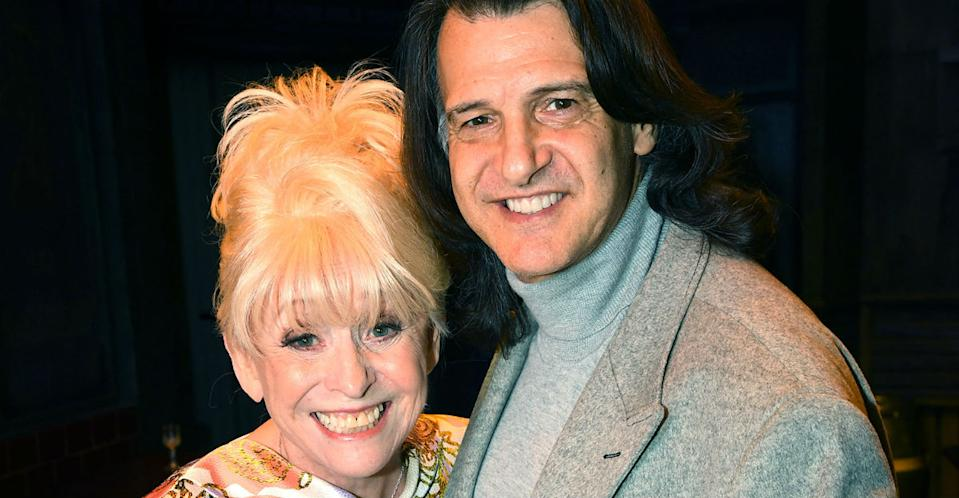 Scott Mitchell has spoken about how Barbara Windsor's condition has worsened over the past few months (Getty)