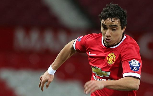 <span>Rafael left Old Trafford in 2015 after more than seven years with the club</span> <span>Credit: Matthew Peters/Getty  </span>