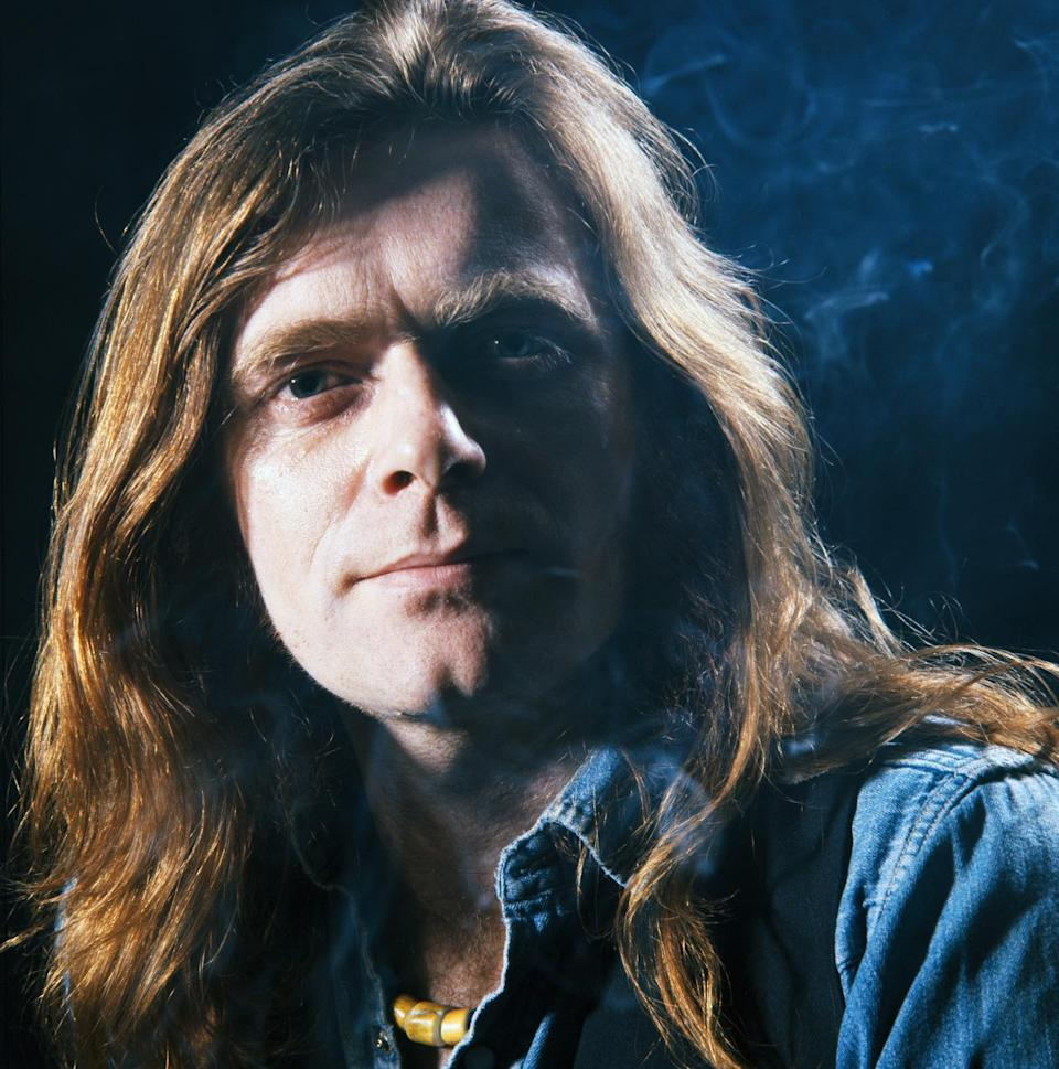 Henry McCullough was a Northern Irish guitarist, singer, and songwriter best known for his work as a member of Spooky Tooth, the Grease Band, and Wings. He died on June 14 at age 72, after an undisclosed long illness. (Photo: Redferns)