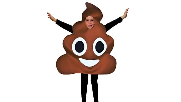 A festive—and funny—way to channel your child's obsession with poop.