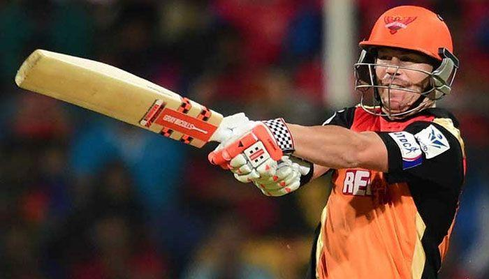 David Warner has been a stalwart for the SRH team.