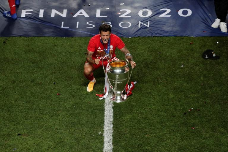 Coutinho returns to Barca after Bayern loan spell ends
