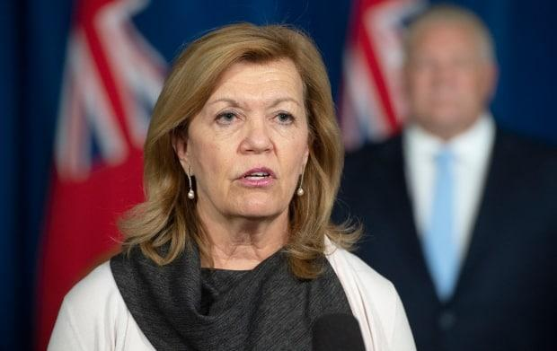 As of 8 p.m. on Saturday, 7,064,815 vaccine doses have been administered across the province to date, according to Health Minister Christine Elliott. (Frank Gunn/The Canadian Press - image credit)