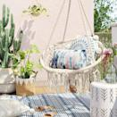 <p>You can't go wrong with this <span>Opalhouse Single Hammock Rope Chair - Natural</span> ($85). The whole family will want to take turns relaxing on this. Plus, it's super Instagrammable.</p>
