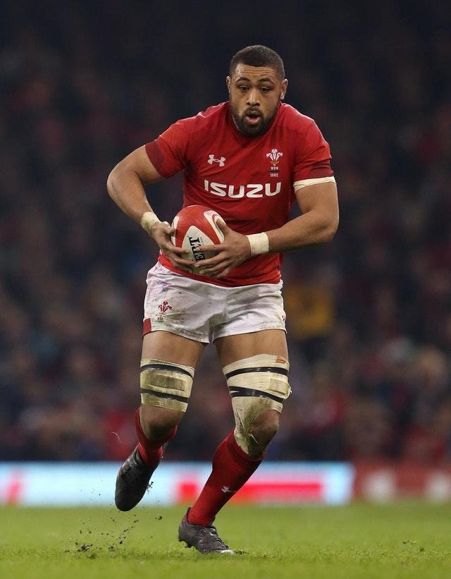 Fit-again Bath and Wales number eight Taulupe Faletau. (David Davies/PA Wire)