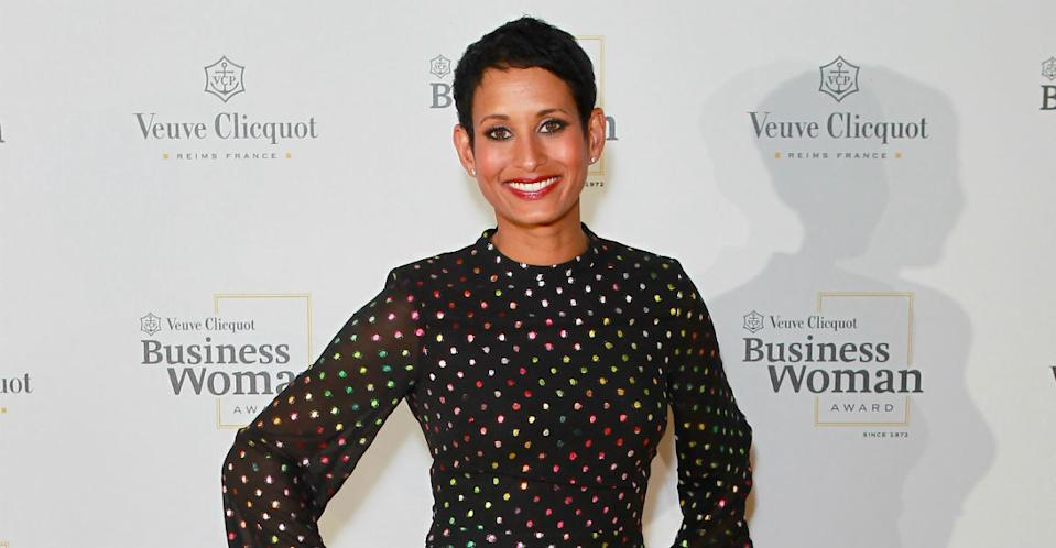 Naga Munchetty broke BBC guidelines for the comments she made about Donald Trump's tweets (Photo: David M. Benett/Dave Benett/Getty Images)