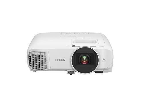 Epson Home Cinema 2200 3-chip 3LCD 1080p Projector, Built-in Android TV & Speaker, Streaming/Ga…