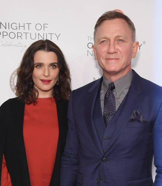 "<p>Craig, best known for his portrayal of James Bond, has had tremendous success in Hollywood. Weisz and he began dating in 2010 when they co-starred in <em><a href=""https://www.amazon.com/Dream-House-Daniel-Craig/dp/B00C1C0Z96/ref=sr_1_1?"" rel=""nofollow noopener"" target=""_blank"" data-ylk=""slk:Dream House"" class=""link rapid-noclick-resp"">Dream House</a> </em>(2011). A year later, they <a href=""https://www.theguardian.com/film/2011/jun/26/rachel-weisz-marries-daniel-craig"" rel=""nofollow noopener"" target=""_blank"" data-ylk=""slk:married in a secret ceremony in New York"" class=""link rapid-noclick-resp"">married in a secret ceremony in New York </a>with just four people in attendance.</p>"