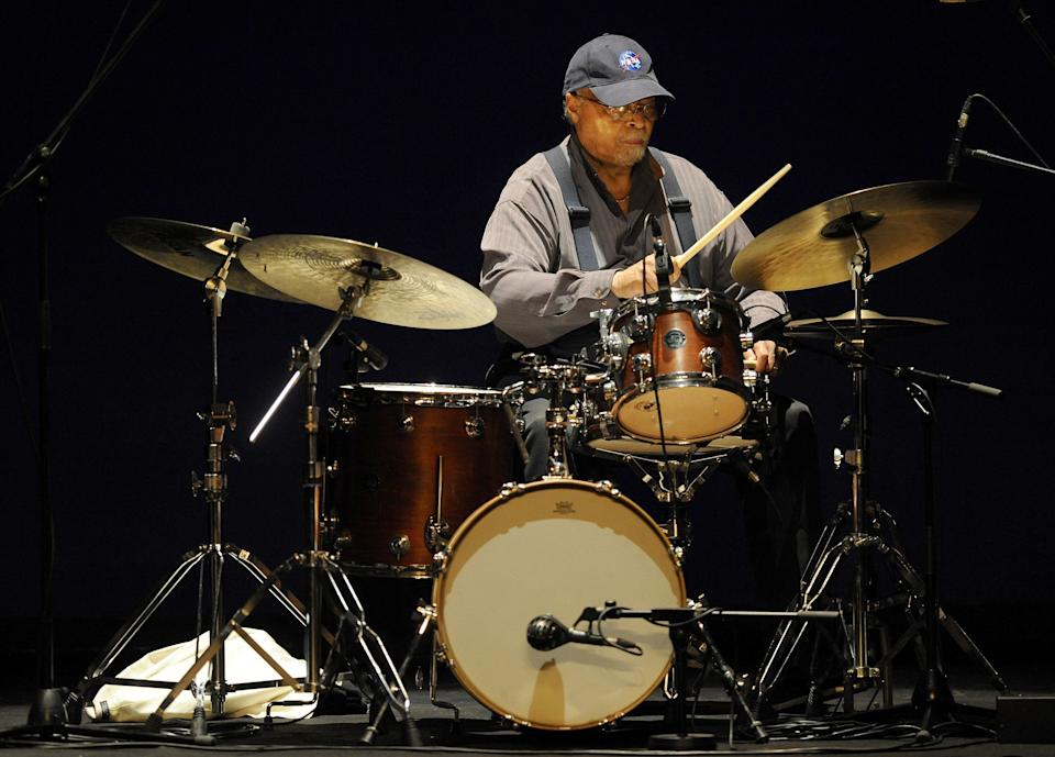 <strong>Jimmy Cobb (1929 – 2020)<br /><br /></strong>The drummer was the last surviving musician to have played on Miles Davis' iconic Kind Of Blue album.