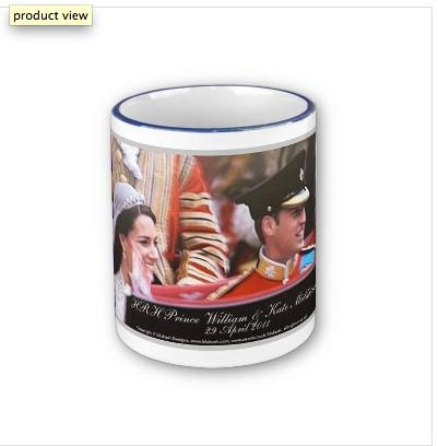 "<div class=""caption-credit""> Photo by: zazzle.com</div><div class=""caption-title""></div><p>   Last April 29, it was fine to drink your morning coffee from of a commemorative royal teacup, but it's 2012, peoples, and if you're caught sipping yesterday's news your collector cred is in serious jeopardy. The good news is <a rel=""nofollow"" href=""http://www.zazzle.com/royal_wedding_commemorative_mug-168005290195958119"">this anniversary mug</a> can be shipped in time for the big day. $19 </p>"