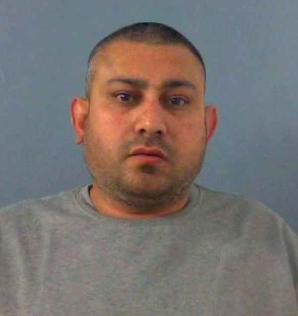 Asim Akram was jailed for five years and six months. (Thames Valley Police)
