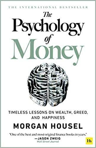 <p><span><b>The Psychology of Money: Timeless lessons on wealth, greed, and happiness</b></span> ($16) takes a holistic approach to general money management. The book does a deep-dive into behavior with 19 short stories exploring the strange ways people think about money. Money, business, and investments is not all about math, it's about behvaior.</p>