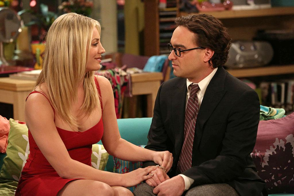 """The Big Bang Theory"" ""The Tangible Affection Proof"" airs Thursday, 2/14 at 8 PM on CBS While the guys try to give their significant others the perfect Valentine'..s Day, Raj and Stuart throw a ""..lonely people"".. party at the comic book store."