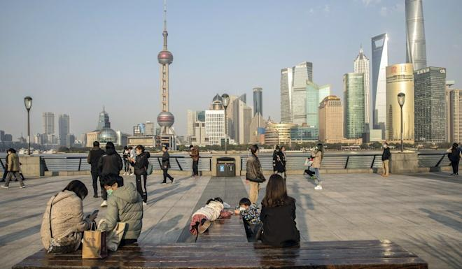 Shanghai has been relatively successful in containing the coronavirus pandemic. Photo: Bloomberg
